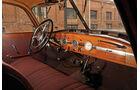 Horch 930 S Stromlinie, Cockpit