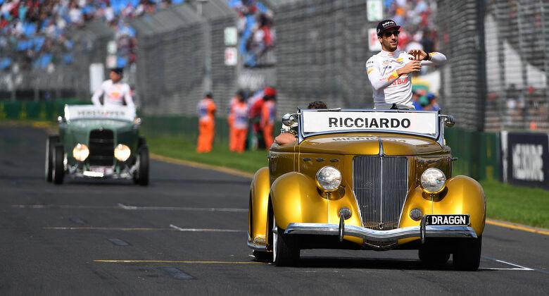 Radio Fahrerlager GP Australien