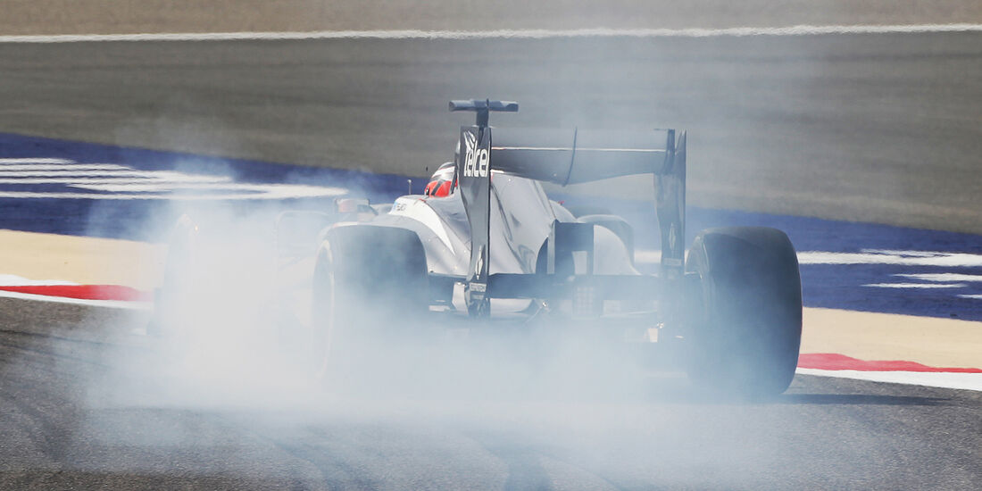 Hülkenberg - GP Bahrain 2013