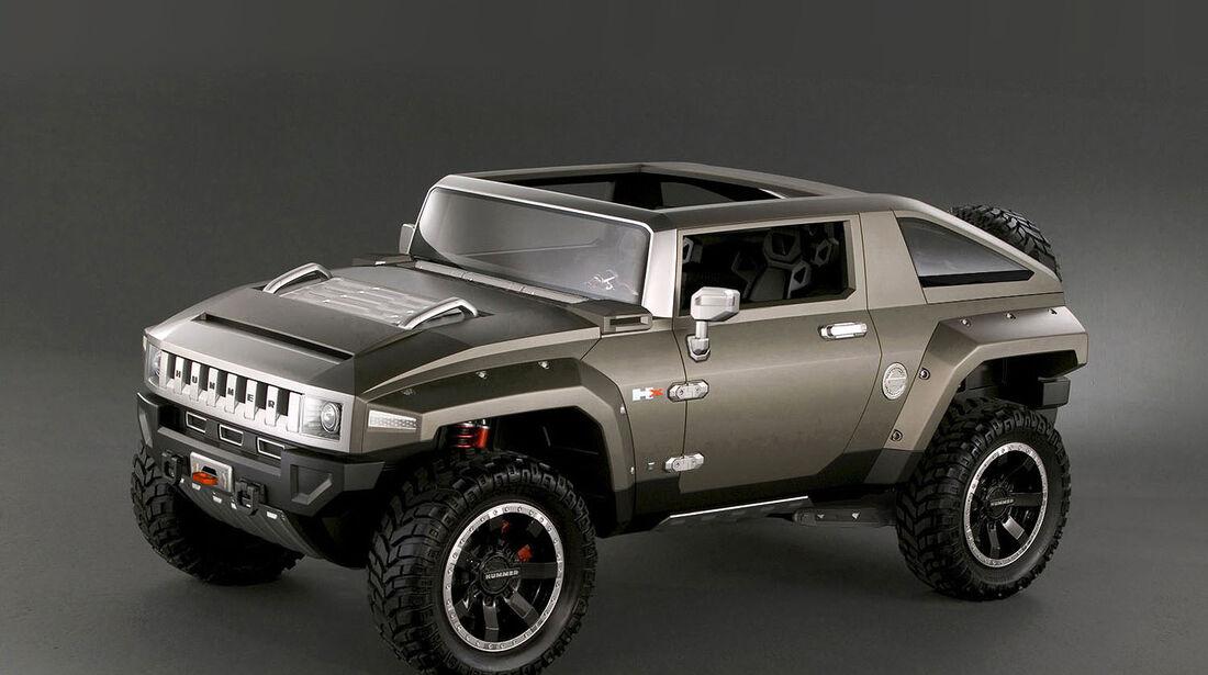 Hummer HX Concept 2008