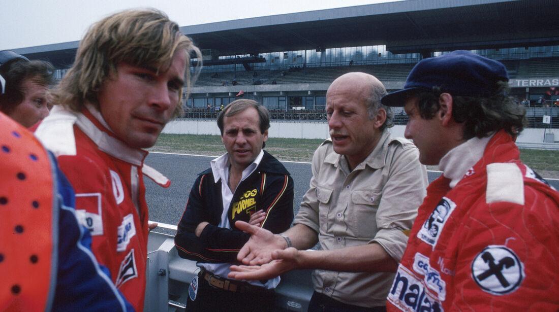 Hunt Lauda 1976