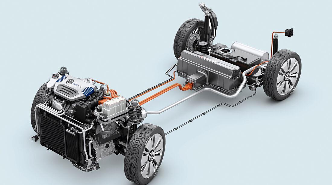 Hybrid-Antrieb