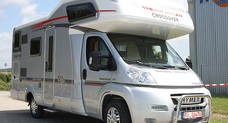 Hymer Camp, Hymer Tramp