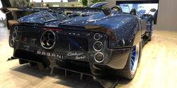 Hypercars Genf Auto Salon 2018