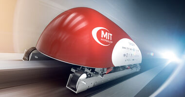 Hyperloop, MIT