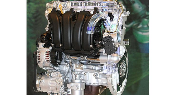 Hyundai 2,4 Liter GDI-Motor