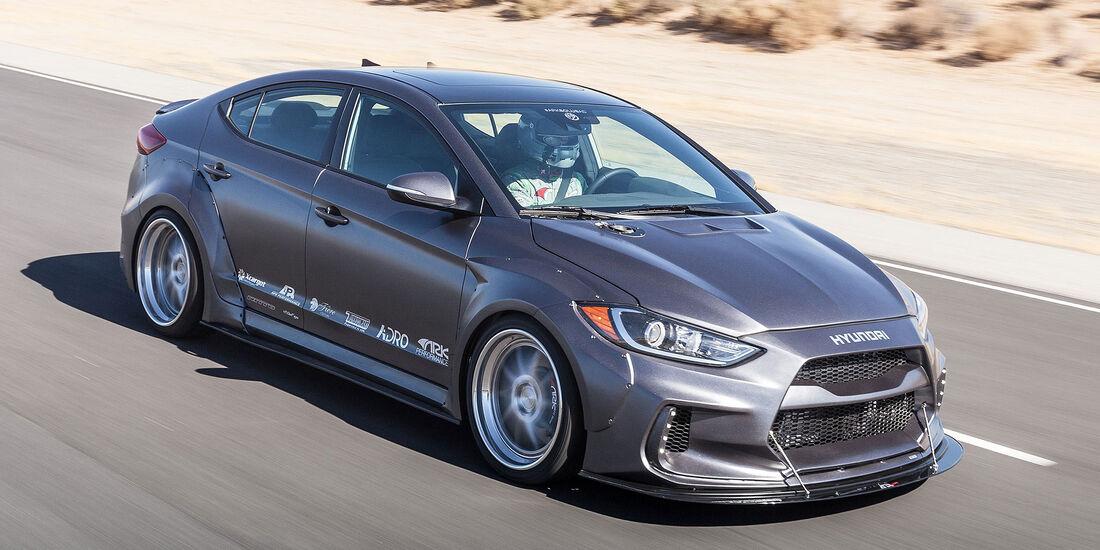 Hyundai Concept Cars Sema 2016
