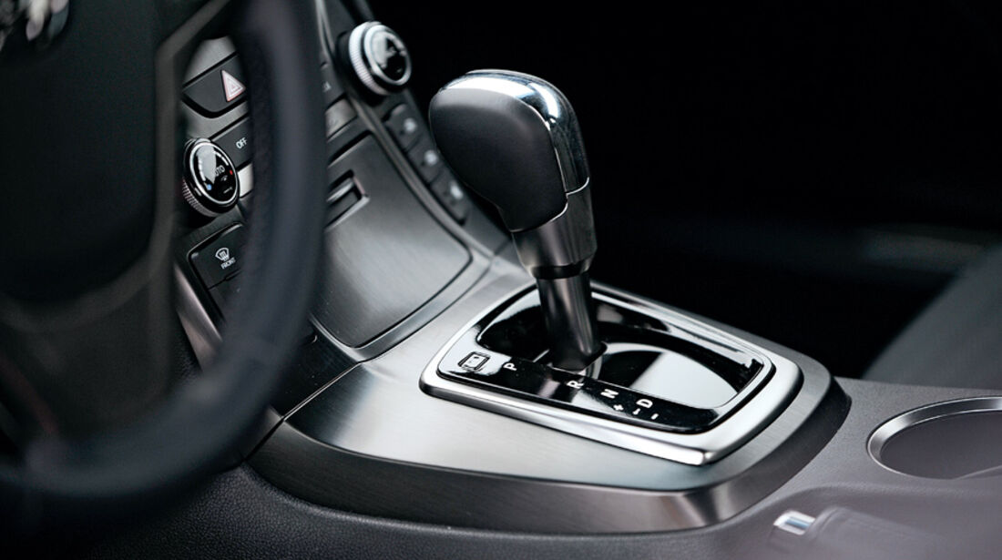 Hyundai Genesis Coupé GT, Schaltknauf, Schalthebel