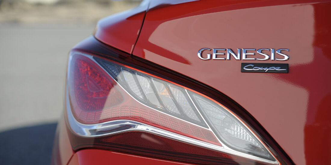 Hyundai Genesis Coupé GT, Typenbezeichnung