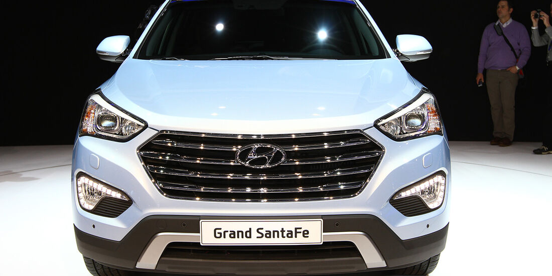 Hyundai Grand SantaFe