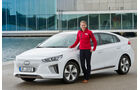 Hyundai Ioniq Electric, Annette Napp