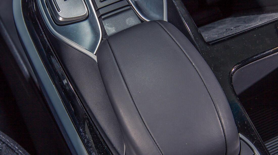 Hyundai Ioniq Elektro, Mittelkonsole