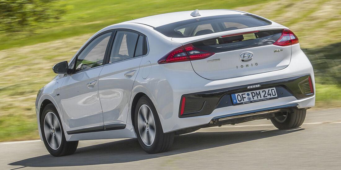 Hyundai Ioniq Plug-in-Hybrid, Exterieur