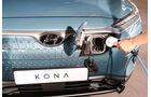 Hyundai Kona Elektro Ladebuchse