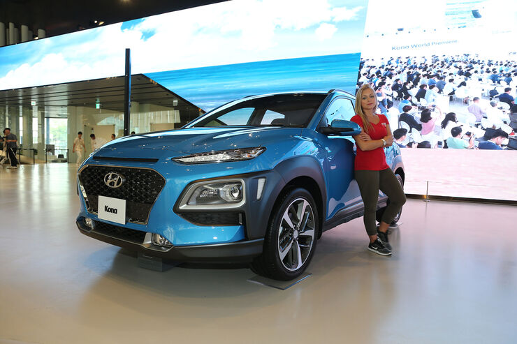 Hyundai Kona SUV 2018: Daten, Infos, Preise, Marktstart ...