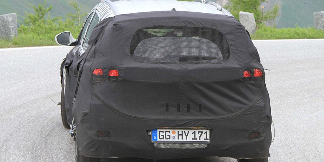 Hyundai MPV Erlkönig