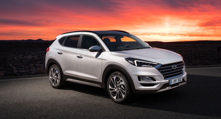 hyundai tucson 2018 alle infos und bilder auto motor und sport. Black Bedroom Furniture Sets. Home Design Ideas