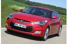 Hyundai Veloster 1.6 GDI, Frontansicht