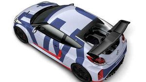 Hyundai Veloster Midship Concept