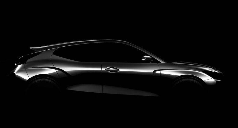 Hyundai Veloster Teaser 2018