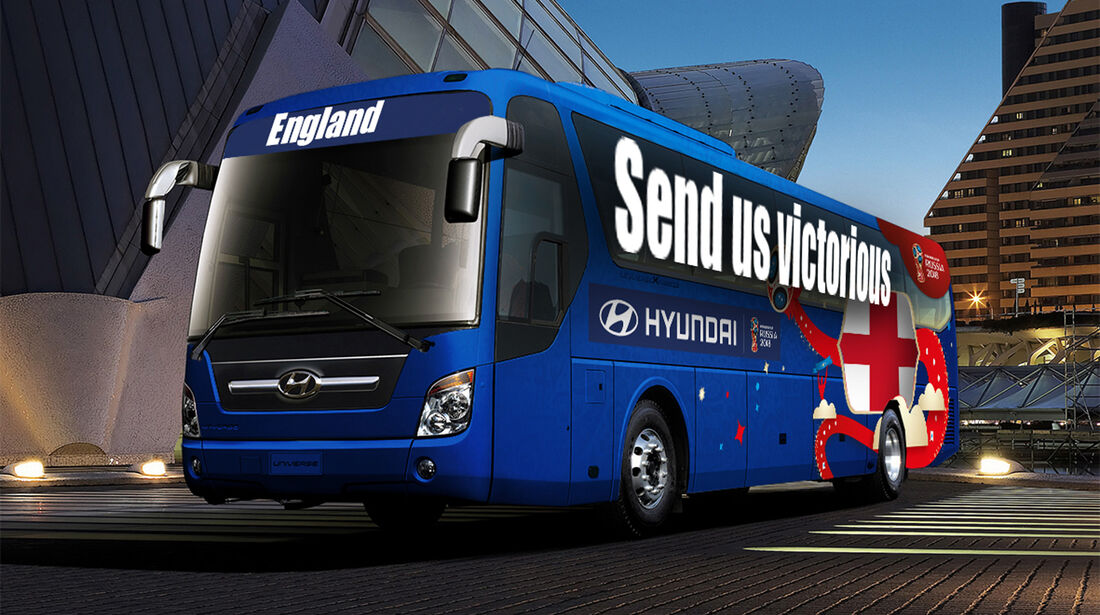 Hyundai WM-Busse Slogan England
