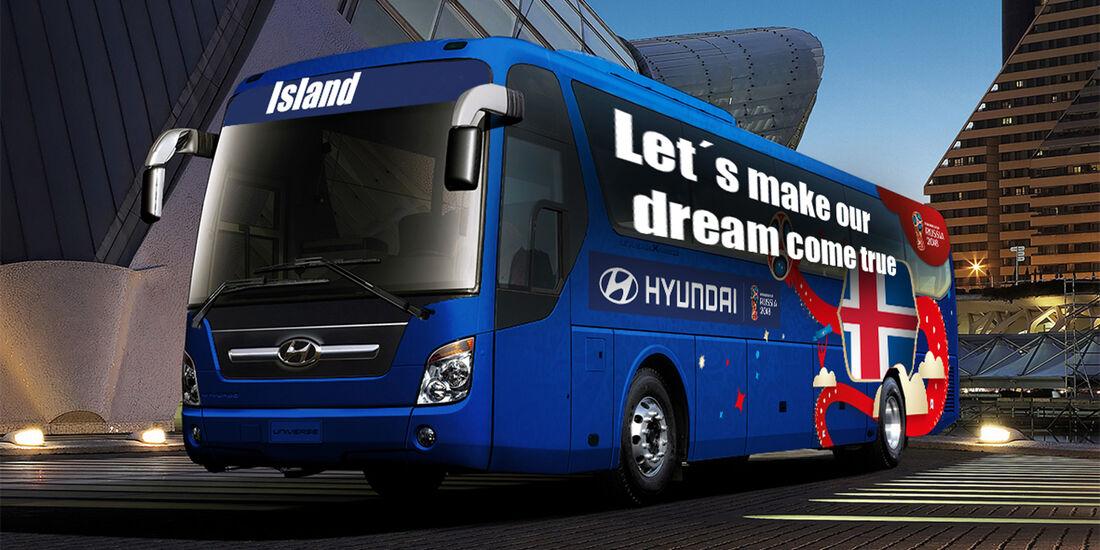 Hyundai WM-Busse Slogan Island