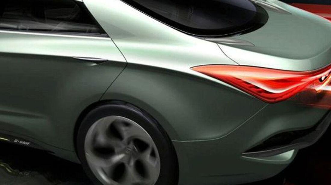 Hyundai i-Flow, Genf 2010
