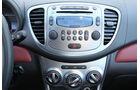 Hyundai i10, Autoradio