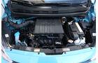 Hyundai i10 BLUE 1.0, Motor