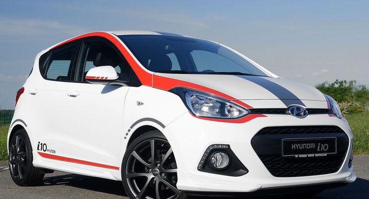 Hyundai i10 Sport Sondermodell