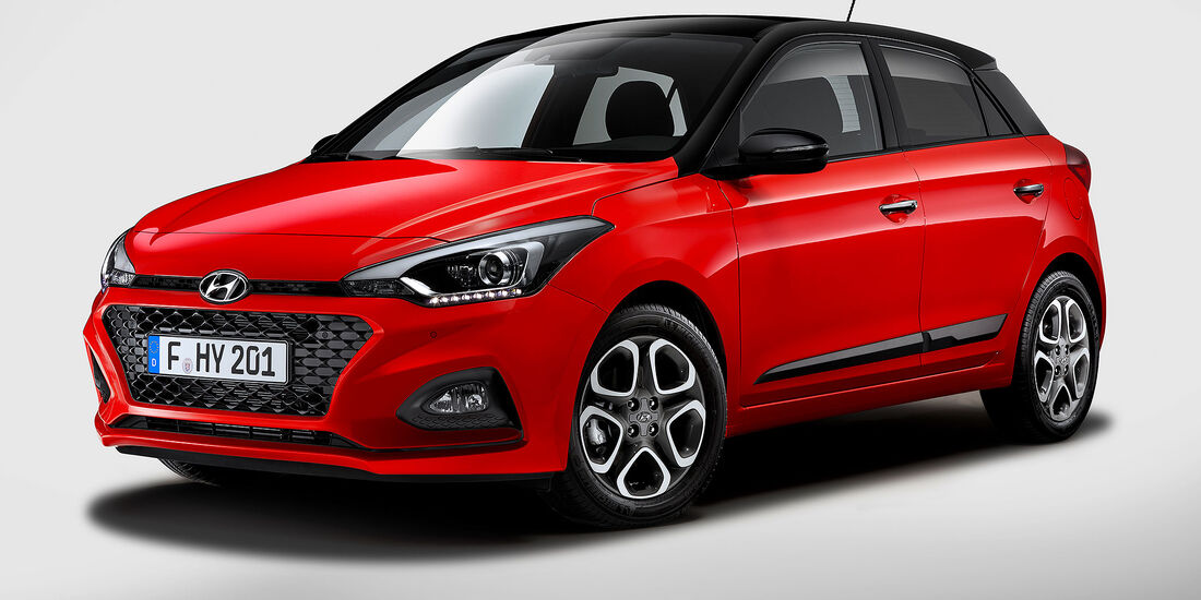 Hyundai kleinwagen