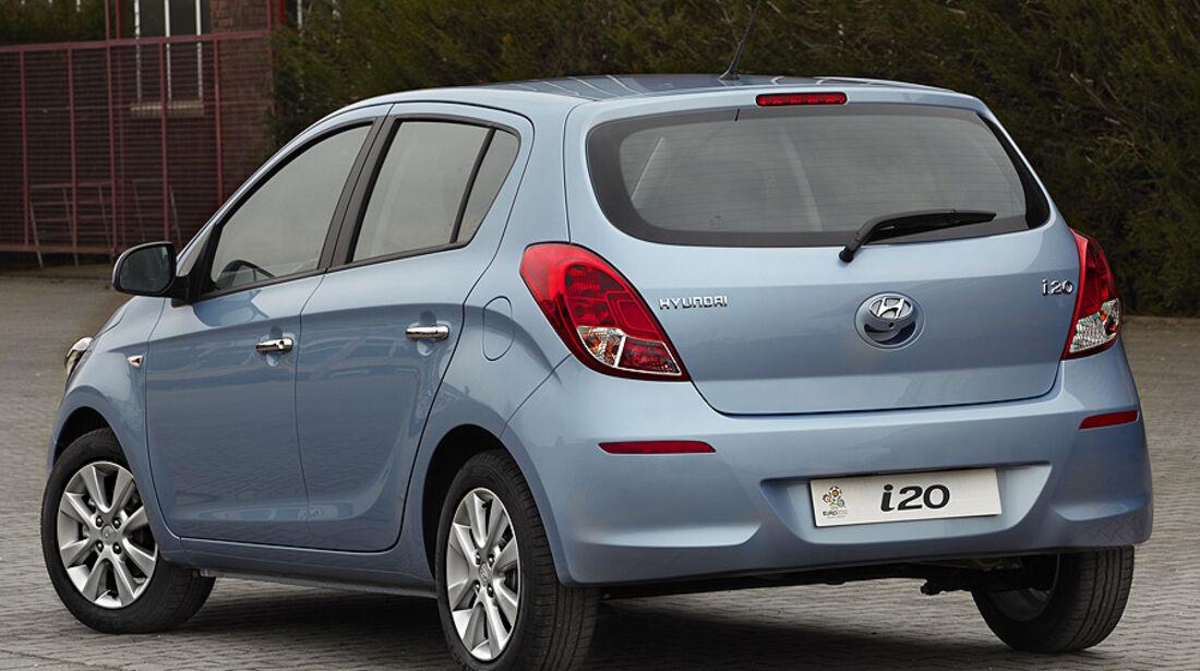 Hyundai i20 Genf 2012