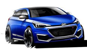 Hyundai i20 N Concept