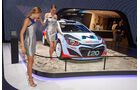 Hyundai i20 WRC - Autosalon Genf 2014