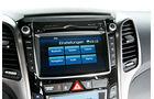 Hyundai i30 1.6 CRDi Trend, Bildschirm, Navi