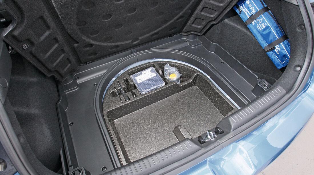 Hyundai i30, Ablagebox
