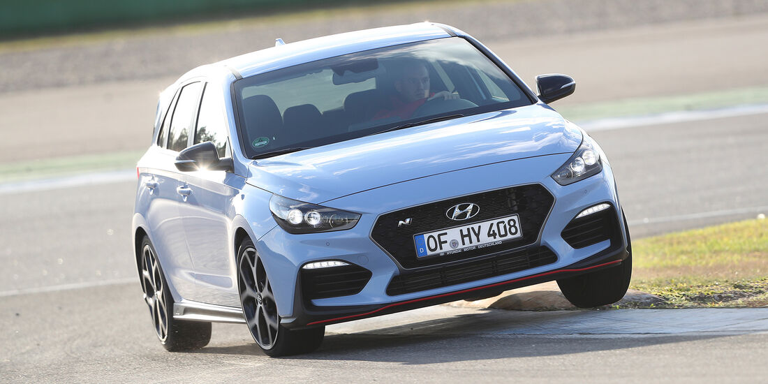 Hyundai i30 N Performance - Serie - Kompaktwagen bis 35000 Euro - sport auto Award 2019