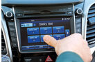 Hyundai i30, Touchscreen