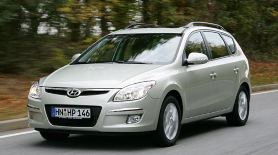 Hyundai i30 cw Blue 1.4
