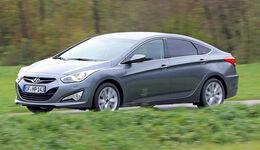 Hyundai i40 1.6 GDI, Seitenansicht