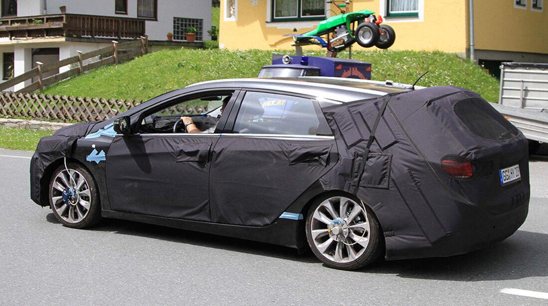 Hyundai i40 Kombi Erlkönig