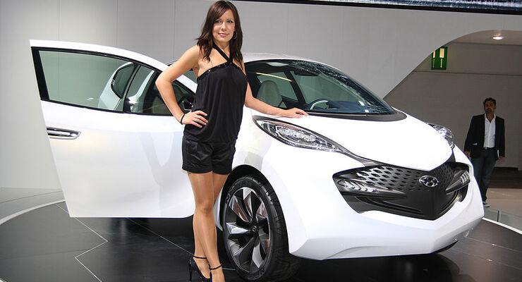 Hyundai ix-Metro IAA 2009