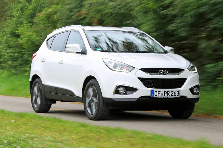 hyundai ix35 2 0 crdi 4wd im fahrbericht auch nach dem. Black Bedroom Furniture Sets. Home Design Ideas