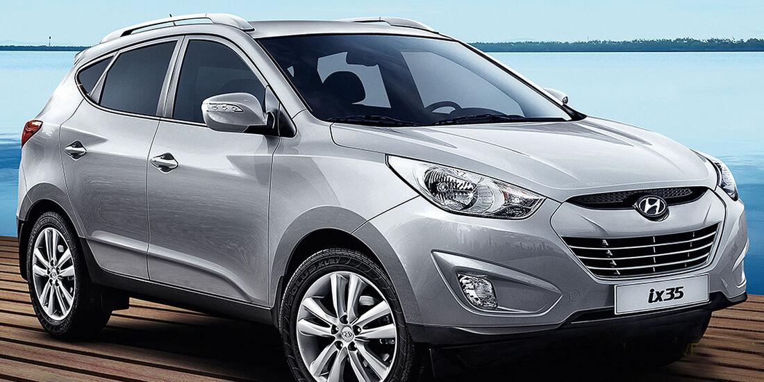 Hyundai ix35 Brasilien