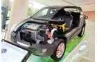 Hyundai ix35 FCEV, Brennstoffzelle