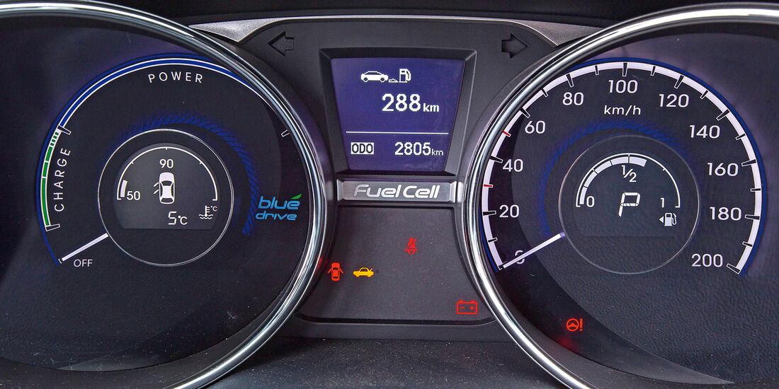 Hyundai ix35, Infotainment