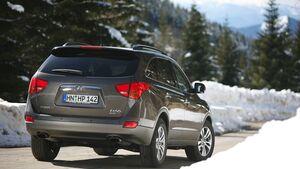 Hyundai ix55 2012 Euro 5 V6-Diesel