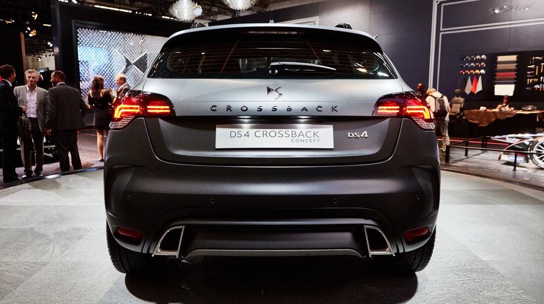 IAA 2015, Citroen DS4 Crossback Concept