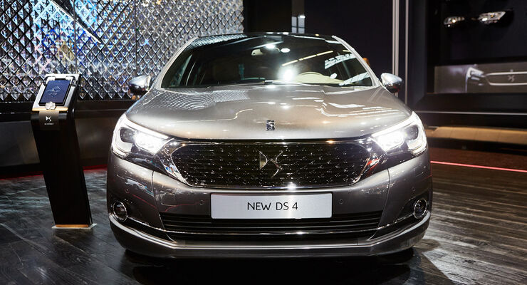 IAA 2015, Citroen DS4