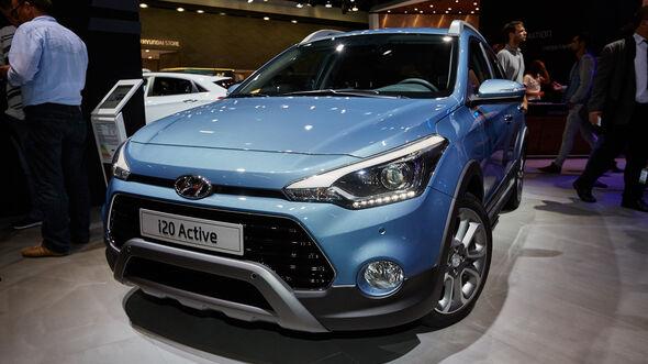 IAA 2015, Hyundai i20 Active